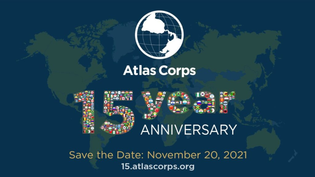 Atlas Corps: Support Fellows (#BecomeASuperhero)